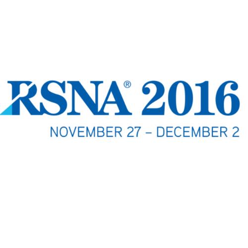 Soirée spéciale RSNA 2016